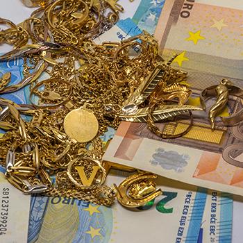 Goud inkoop particulieren